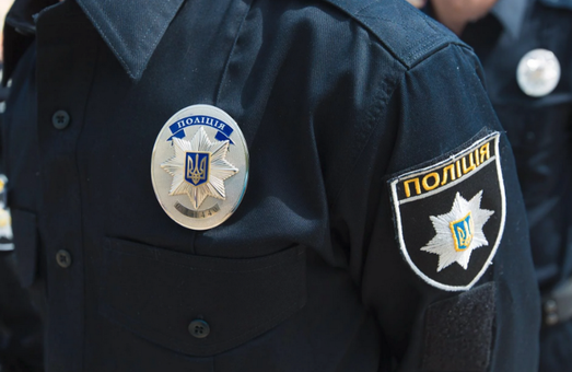 Полицейские Днепра составили на женщину протокол за Георгиевскую ленту