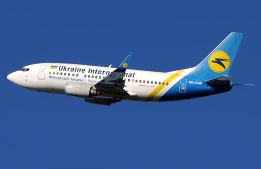 МАУ решила увеличить количество рейсов в Днепр