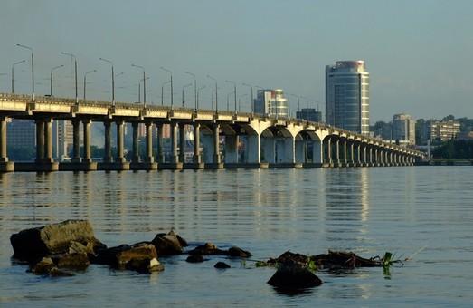 В Днепре перекроют Новый мост