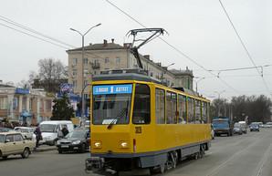 В Днепре несколько трамваев изменят движение
