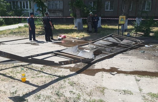 Трагедия в Днепре: Skoda снесла остановку вместе с людьми