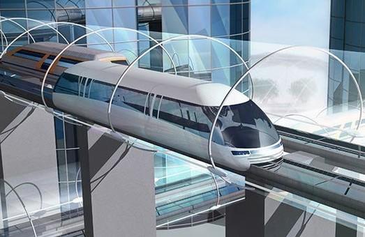 Первый в Украине Hyperloop могут пустить по маршруту Новомосковск-Днепр
