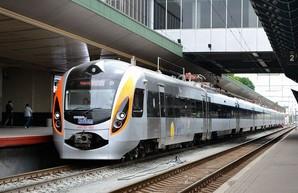 «Укрзализница» к праздникам назначила дополнительные рейсы скоростного поезда «Киев – Запорожье»