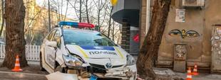 Погоня со стрельбой: в центре Днепра копы пытались задержать угонщиков (ФОТО)