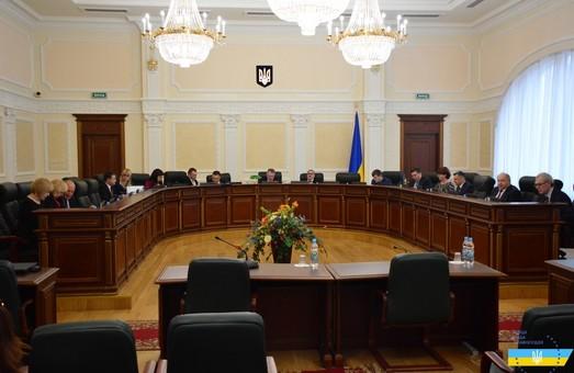 Уволен судья Бабушкинского районного суда Днепра Андрей Леонов