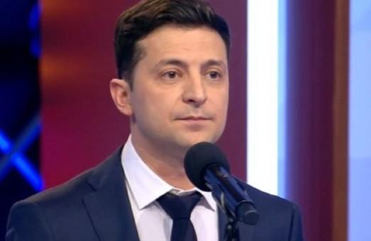 В президентской гонке - 2019 победил Владимир Зеленский - экзитпол