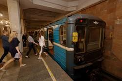 В метро Днепра начал курсировать «Поезд украинской идентичности» (ФОТО)