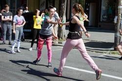 В Днепре прошла традиционная легкоатлетическая эстафета памяти (ФОТО)
