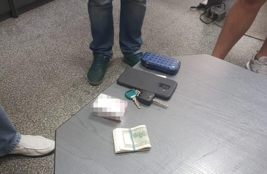 В Днепре на взятке попался чиновник мэрии (ФОТО)