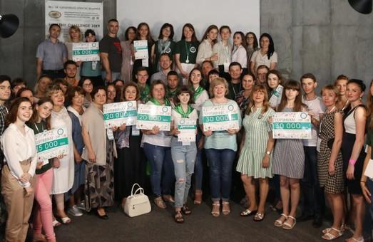 Два днепровских вуза победили во всеукраинском конкурсе Healthy Challenge 2019