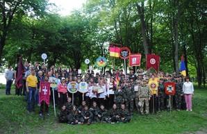 В Днепре состоится торжественное шествие в рамках Всеукраинской детско-юношеской военно-патриотической игры «Сокол» («Джура»)