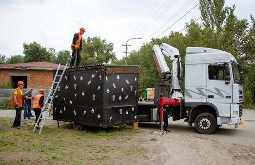 В Днепре с начала года демонтировали более 200 МАФов (ФОТО)