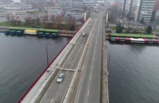 На время ремонта Нового моста в Днепре пустят бесплатный речной транспорт с Левого берега на Правый – мэрия