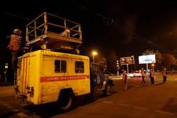 В Днепре заменили контактную сеть на трех троллейбусных маршрутах