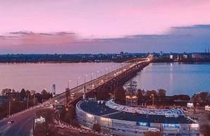 В Днепре Новый мост будут открывать по часам