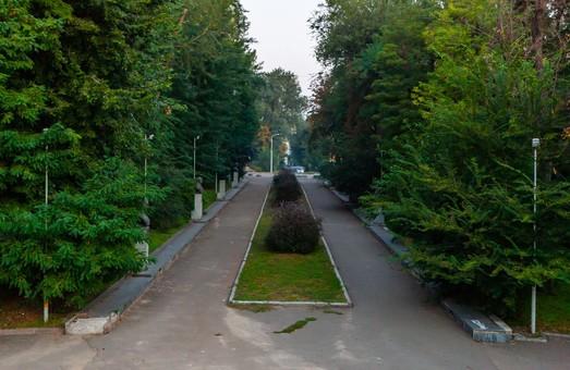 В двух парках Днепра запретят ездить на автомобилях