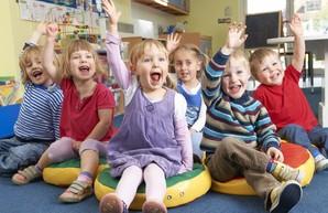 В Днепре продолжается зачисление детей в дошкольные учреждения образования