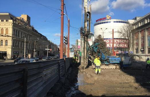 СБУ расследует растрату бюджетных средств на строительстве метро в Днепре