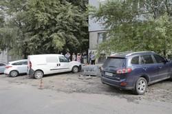 В центре Днепра появятся парковочные карманы (ФОТО)