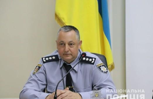 Нацполицию Днепропетровщины возглавил коп со стажем (ФОТО)