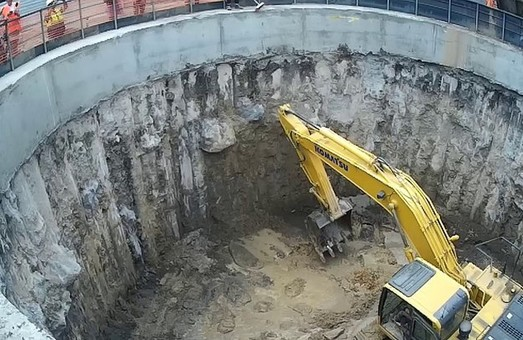 В Днепре дали разрешение на подрывы, чтобы достроить метро