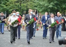 В Днепре почтили память героев, погибших под Шахтерском (ФОТО)