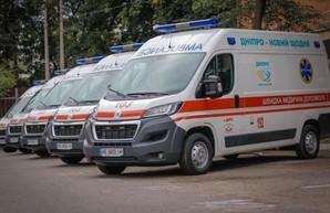 На выходных в Днепре два раза нападали на медиков «скорой»: есть пострадавшие