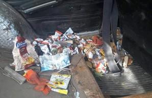 В Днепропетровской области малолетний угонщик попался на конфетах
