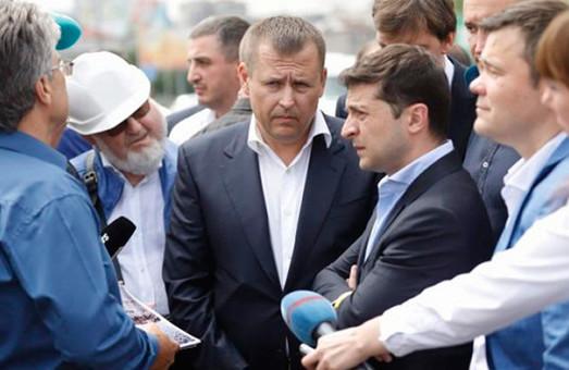 Инсайд: Филатов предложил Офису президента коалицию в областях не за просто так