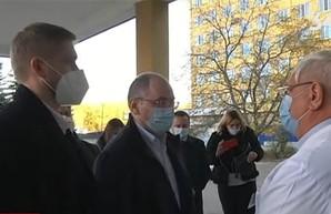 По Днепру с рабочим визитом пронесся Степанов