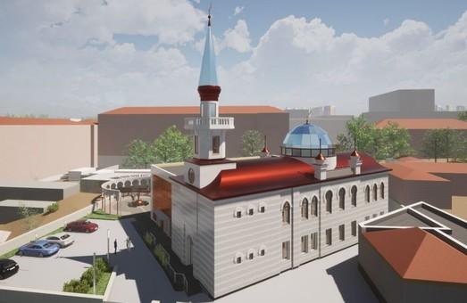 В Днепре вместо школы оборудуют мечеть